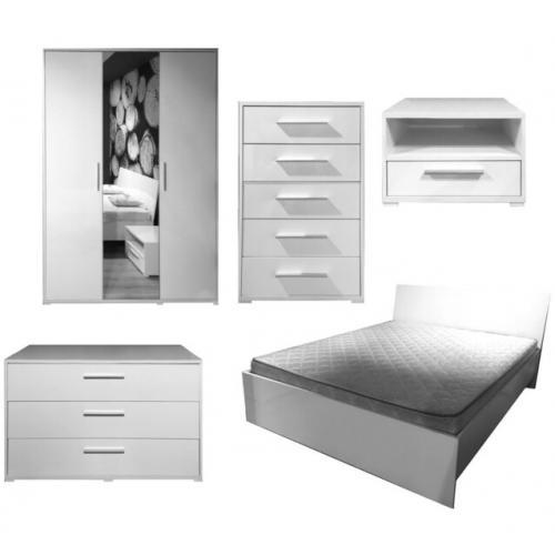 Модульная спальня Прима Нью Embawood