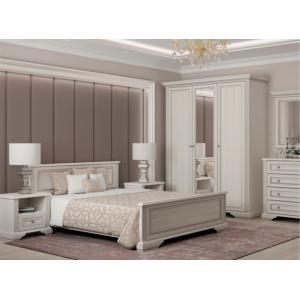 Спальня Вайт Гербор (серебро)
