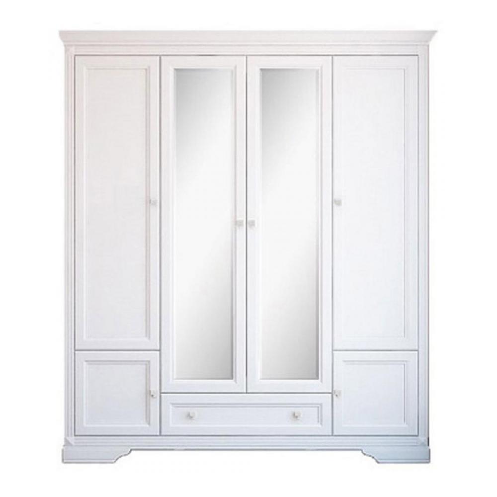 Шкаф 4d/1s Клео Гербор