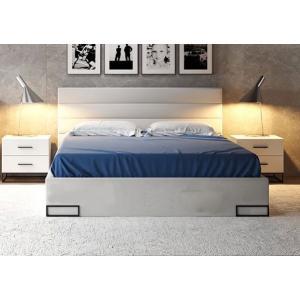 Кровать LOZ 160 Мерс ДСП Гербор
