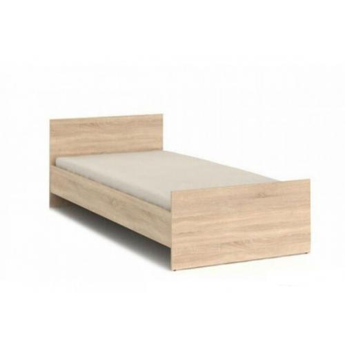 Кровать LOZ/90 Непо Гребор (сонома)