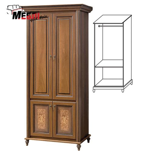 Шкаф 2-х дверный Верона Скай