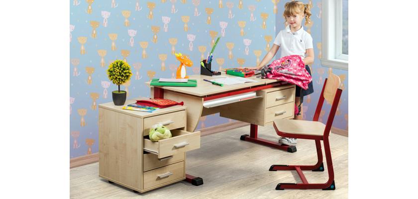 7 советов по выбору детского письменного стола