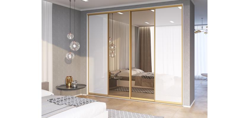 Шкафы-купе идеальное решение для любой комнаты
