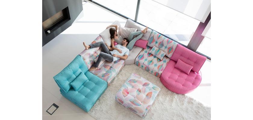 Преимущества и особенности модульной мебели