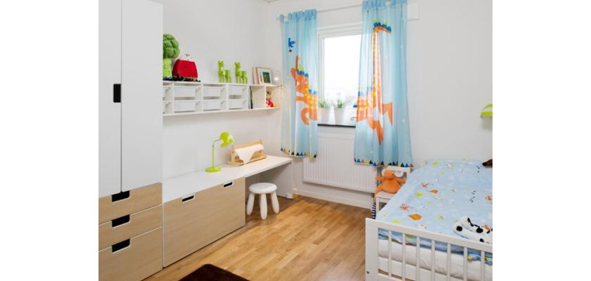 Первая мебель для ребенка: особенности выбора